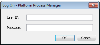 Scheduling User Prompt for Credentials